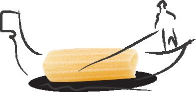 Pastinos Pesto Snacks Gondola